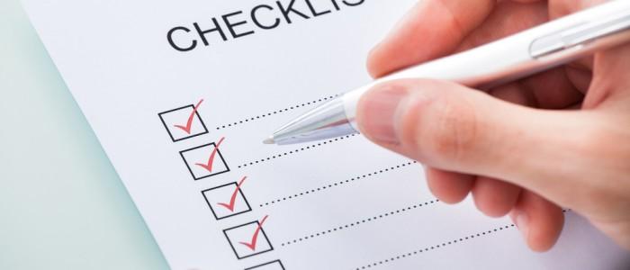 outplacement plan checklist